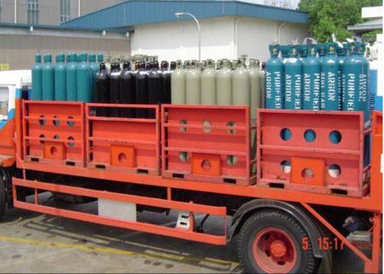 Basınçlı Gaz Tüplerin Depolanması