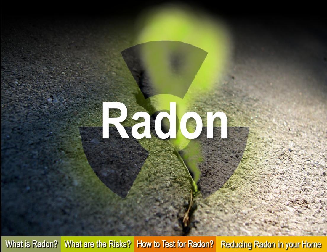 radon gazı