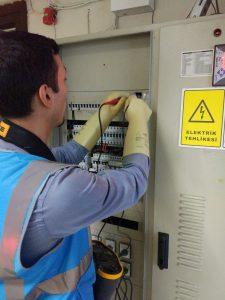 İşyeri Ortam Ölçümleri   Elektrik Topraklama Ölçümleri