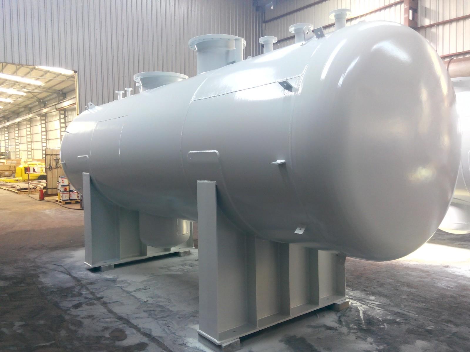 gaz depolama tank